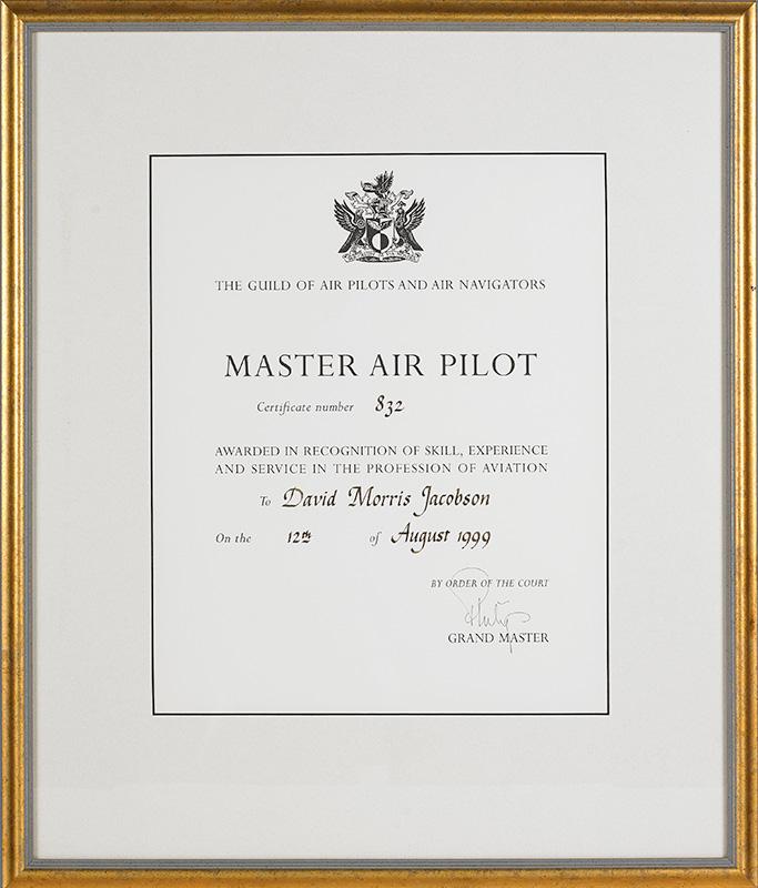 Master Air Pilot